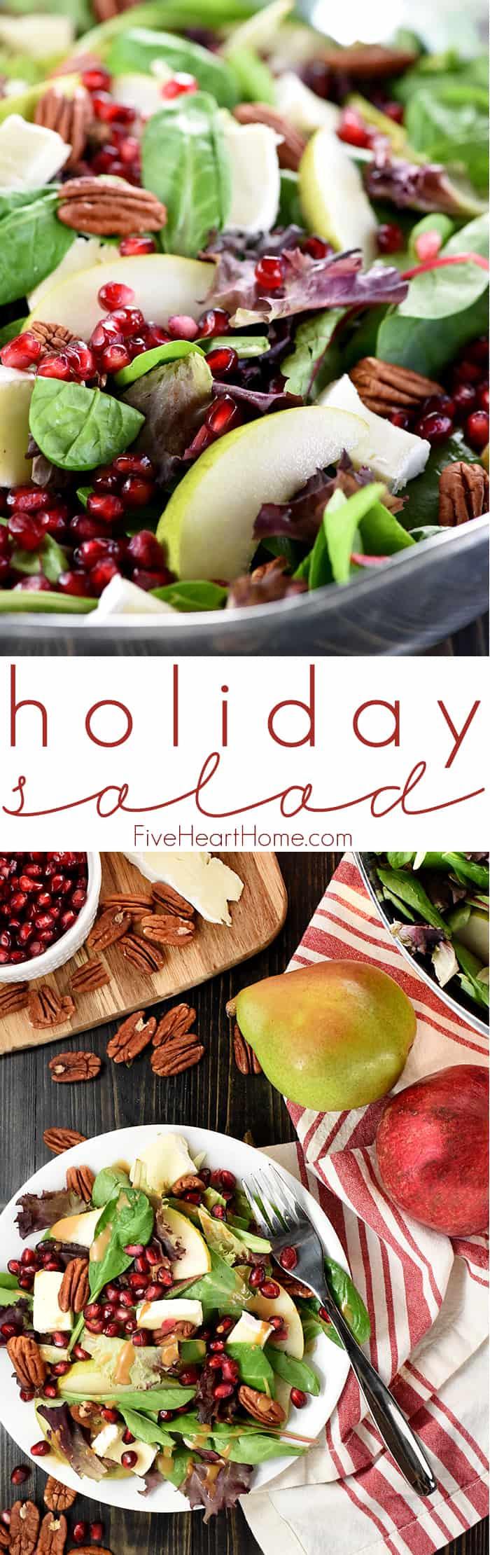 Holiday Salads Thanksgiving  Thanksgiving Salad