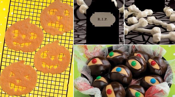 Home Made Halloween Cookies  Kid Friendly Halloween Recipes and Tips Halloween