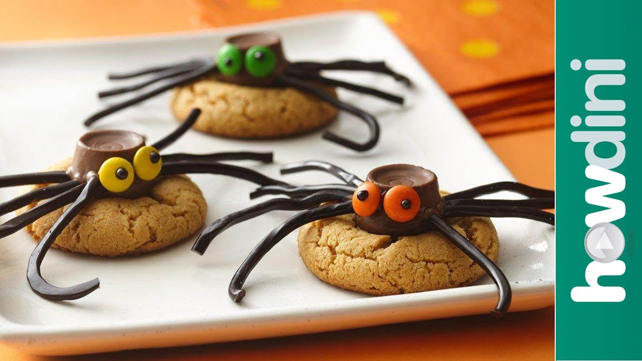 Home Made Halloween Cookies  How to Make Cookies