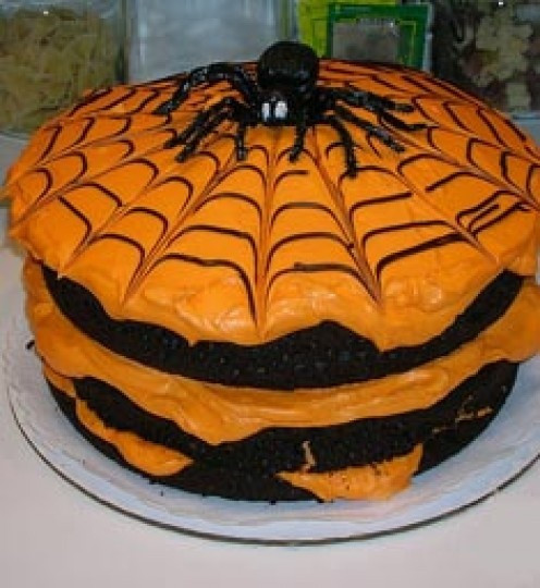Homemade Halloween Cakes  2154 best Halloween Cupcakes Cakes Brownies images on