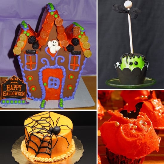 Homemade Halloween Cakes  Adorable Homemade Halloween Cakes