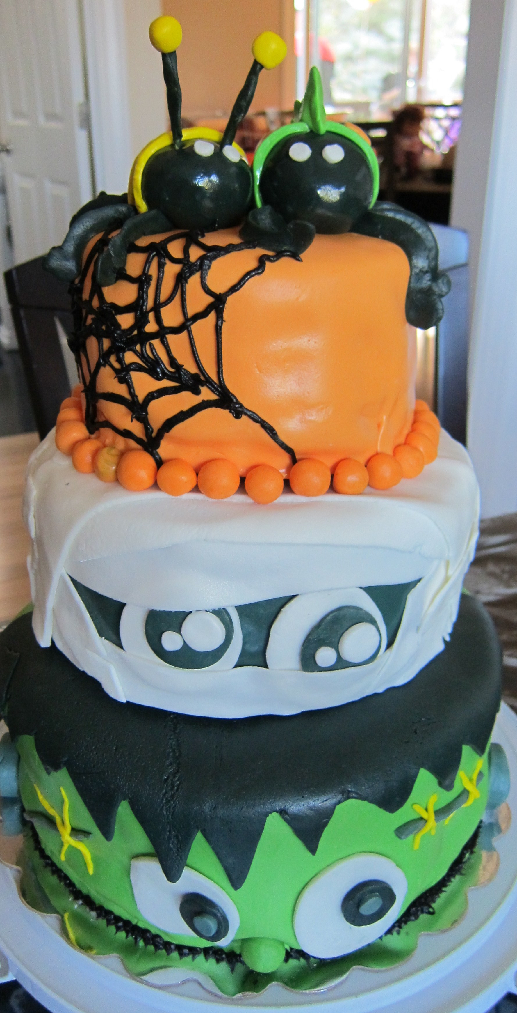 Homemade Halloween Cakes  Homemade Halloween Cakes – Festival Collections