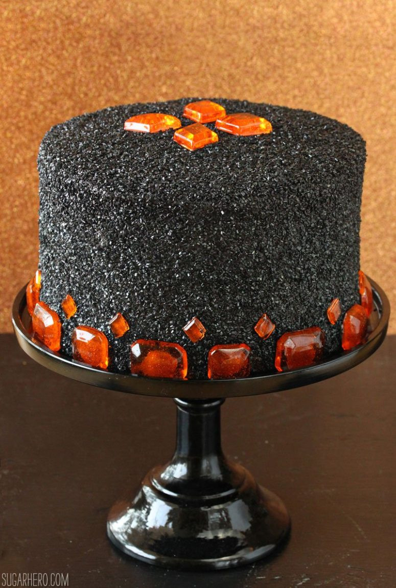 Homemade Halloween Cakes  11 Jaw Dropping And Tasty DIY Halloween Cakes Shelterness