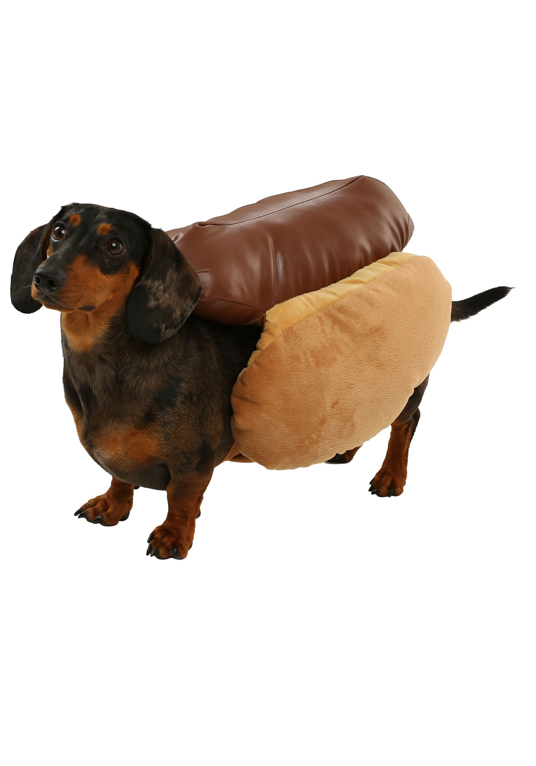 Hot Dog Halloween Costume For Dogs  Hot Dog Costume for Dogs