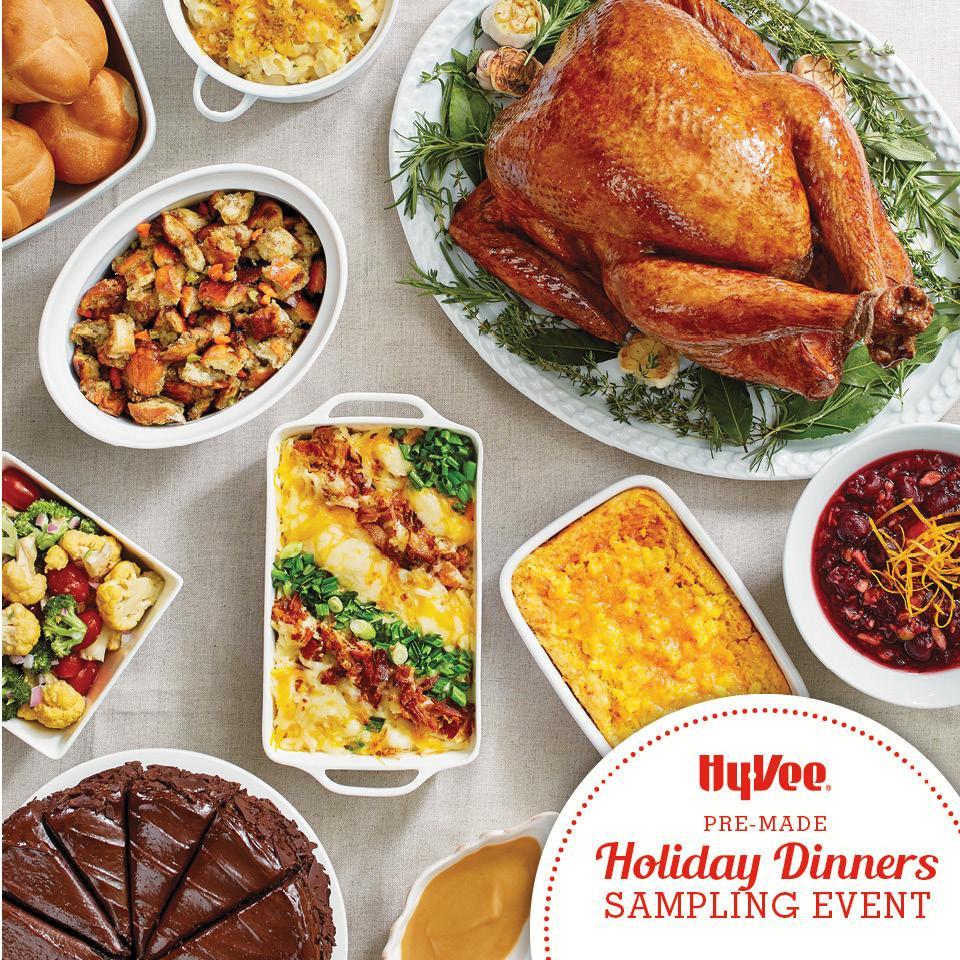 Hy Vee Thanksgiving Dinner  Embedded image permalink