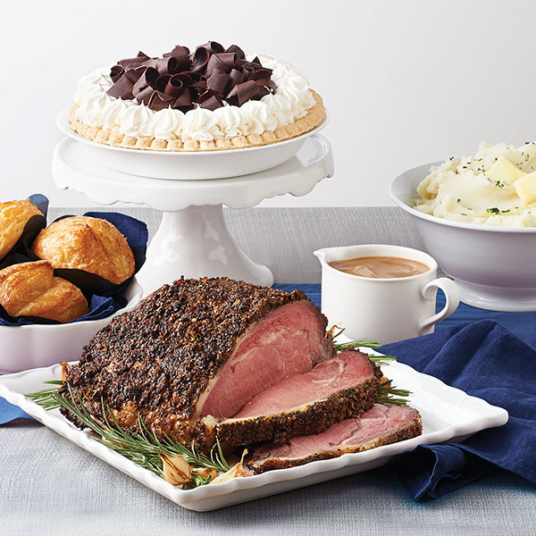 Hyvee Thanksgiving Dinner To Go  10 Best Holiday Main Dishes & Meals
