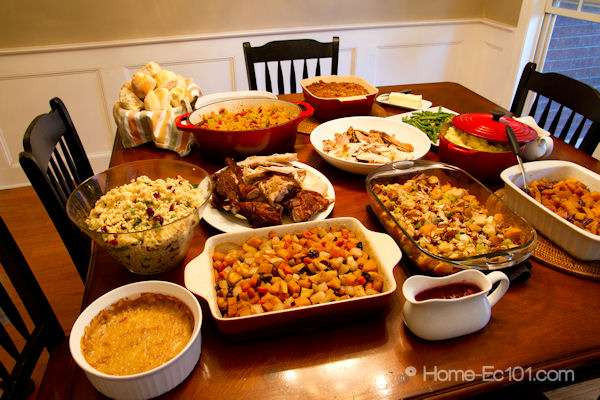 Ideas For Thanksgiving Dinner  Happy Thanksgiving Dinner Ideas & Recipes Techicy