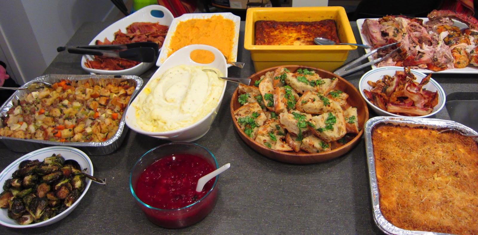 Ideas For Thanksgiving Dinner  Tasty Eating Thanksgiving Dinner