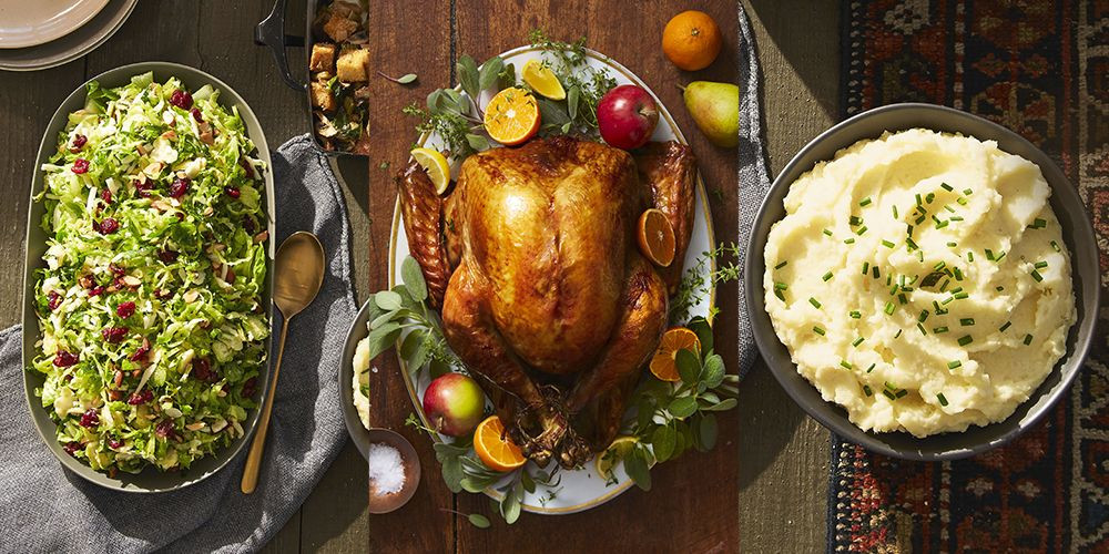 Ideas For Thanksgiving Dinner  76 Traditional Thanksgiving Dinner Recipes Easy