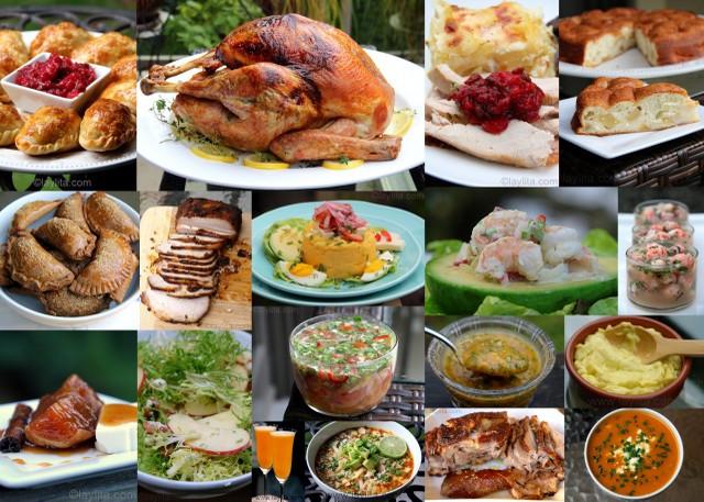 Ideas For Thanksgiving Dinner  Latin inspired Thanksgiving recipe ideas Laylita s Recipes