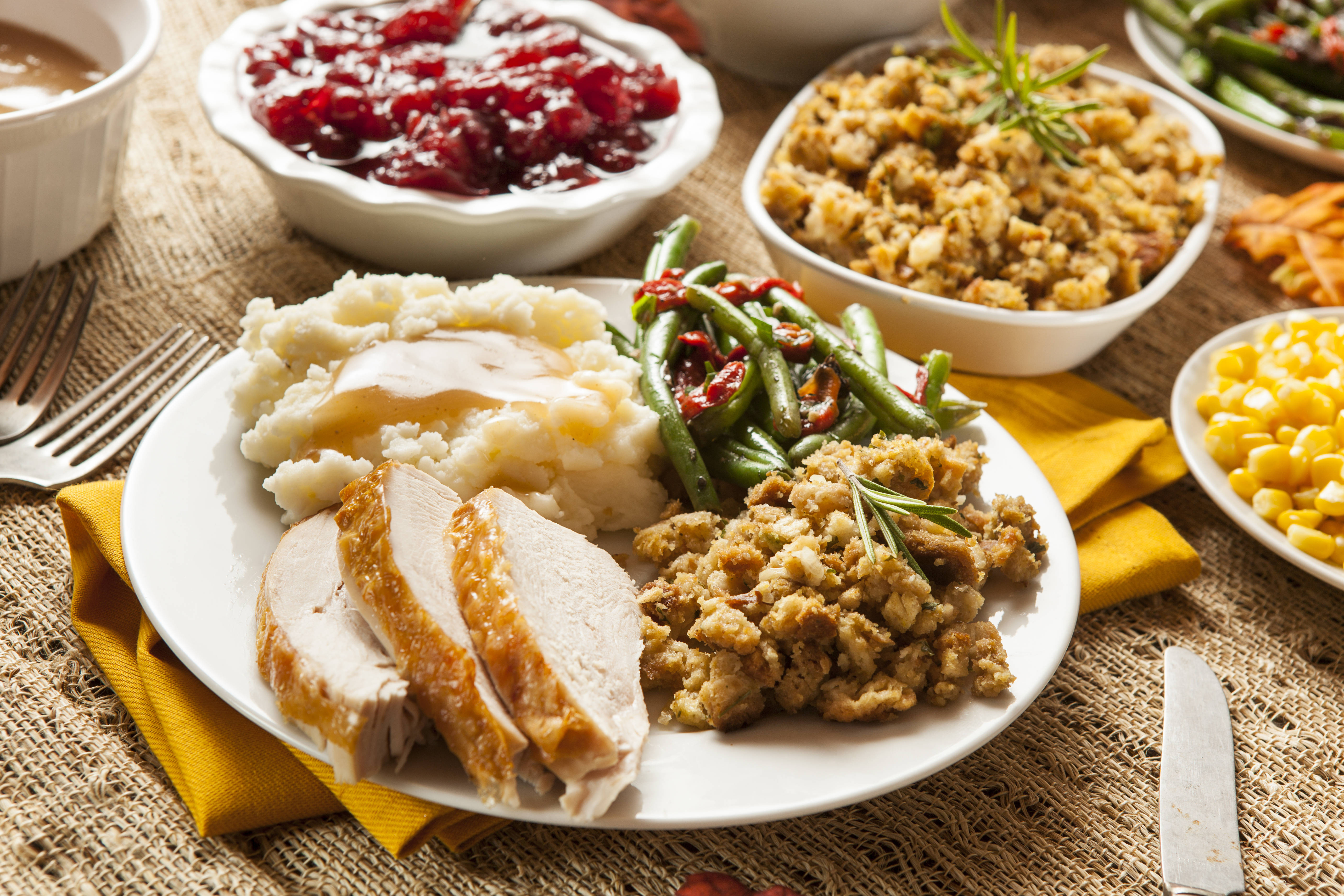 Ideas For Thanksgiving Dinner  THANKSGIVING MENU IDEAS