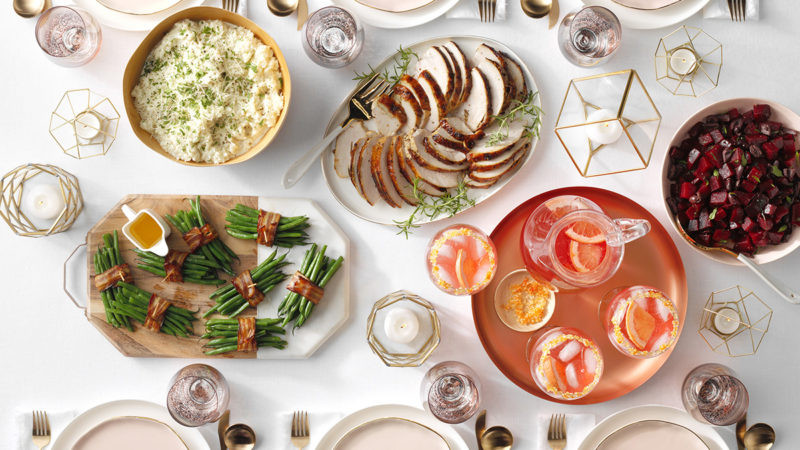 Ideas For Thanksgiving Dinner  Simply Beautiful Thanksgiving Ideas