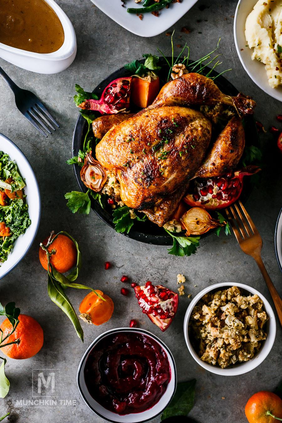 Ideas For Thanksgiving Dinner  7 Thanksgiving Dinner Ideas 2017 Munchkin Time