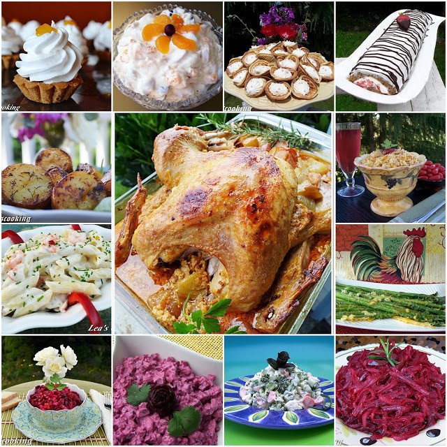 """Ideas For Thanksgiving Dinner  Lea s Cooking """"Thanksgiving Dinner Party Ideas"""""""