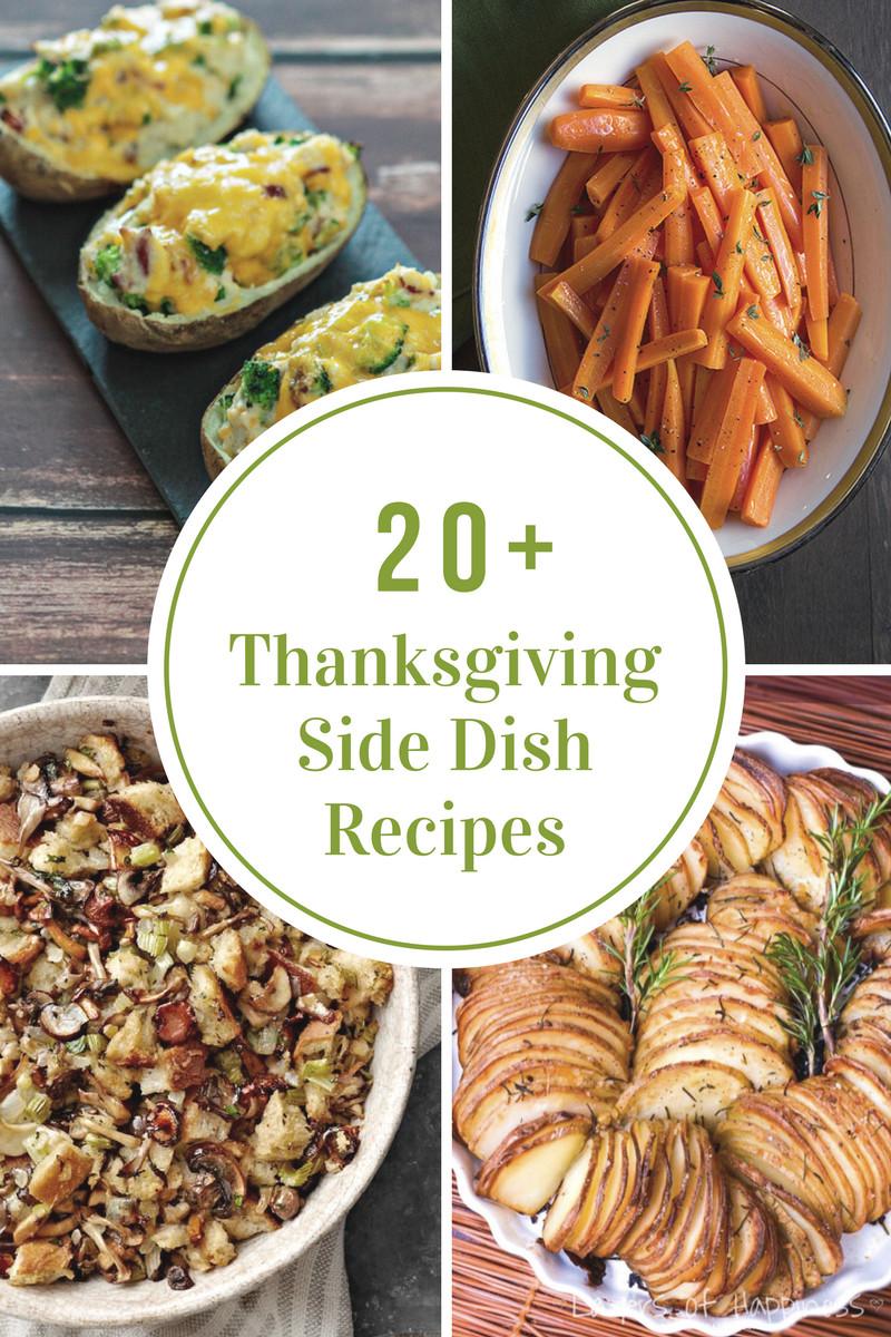 Ideas For Thanksgiving Dinner  Thanksgiving Dinner Menu Recipe Ideas The Idea Room
