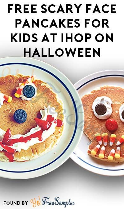 Ihop Free Pancakes Halloween  1000 images about Free Stuff Coupons & fers on