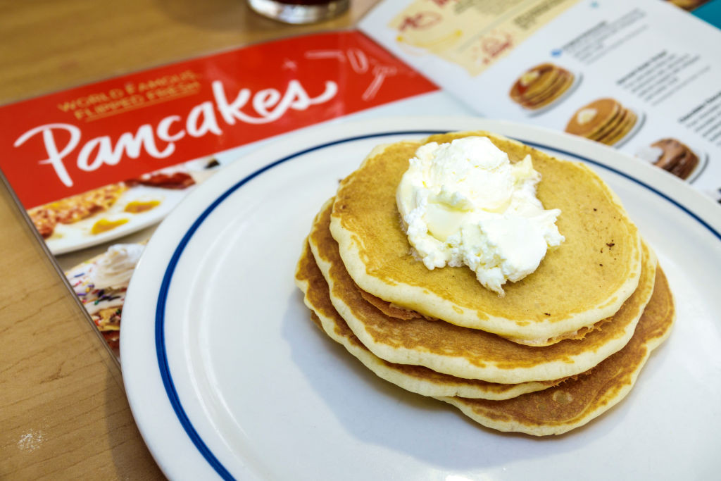 Ihop Halloween Free Pancakes 2019  National Pancake Day Is Now IHOP Free Pancake Day