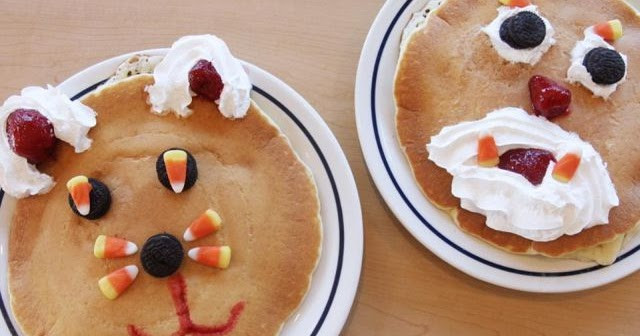 Ihop Halloween Free Pancakes 2019  Scary Face Pancakes Return to IHOP Through Halloween