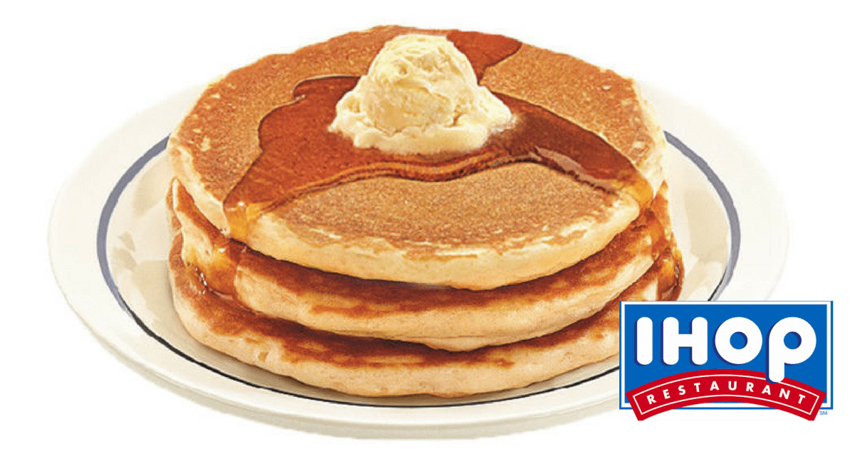 Ihop Halloween Free Pancakes 2019  SAVE THE DATE for FREE Pancakes at IHOP