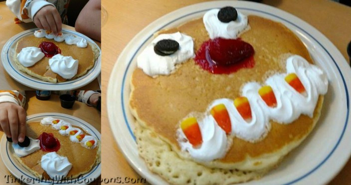 Ihop Halloween Free Pancakes 2019  Restaurant Deals Archives Tinkering with Coupons & More