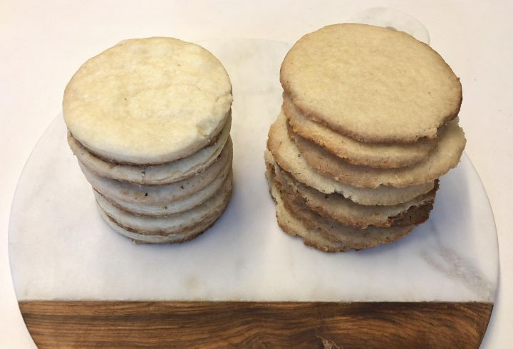 Ina Garten Christmas Cookies  Pioneer Woman Shortbread Cookies Vs Ina Garten