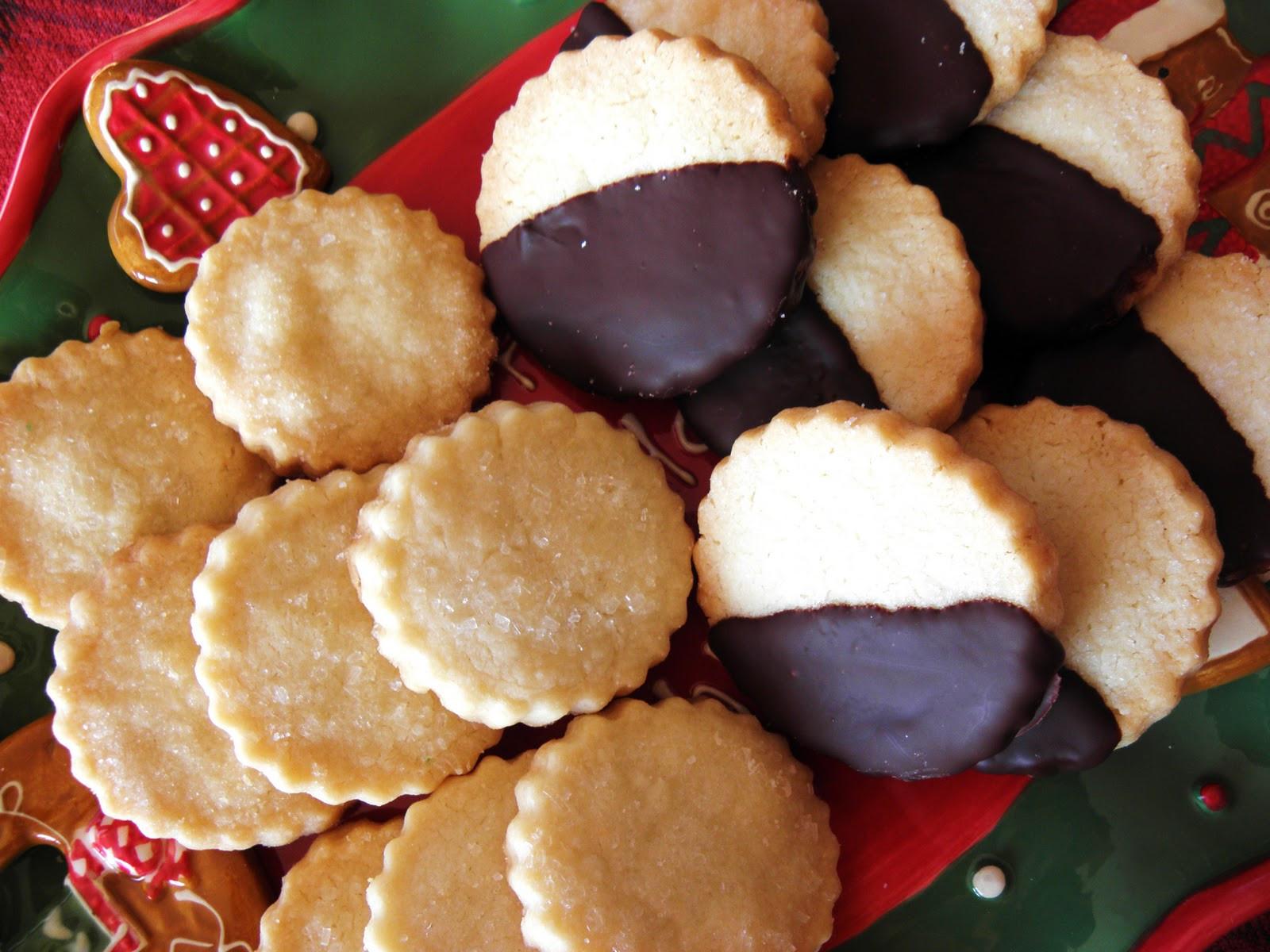 Ina Garten Christmas Cookies  The Cozy Little Kitchen The Barefoot Contessa s