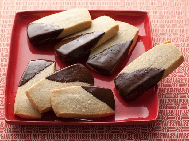 Ina Garten Christmas Cookies  Shortbread Cookies Recipe