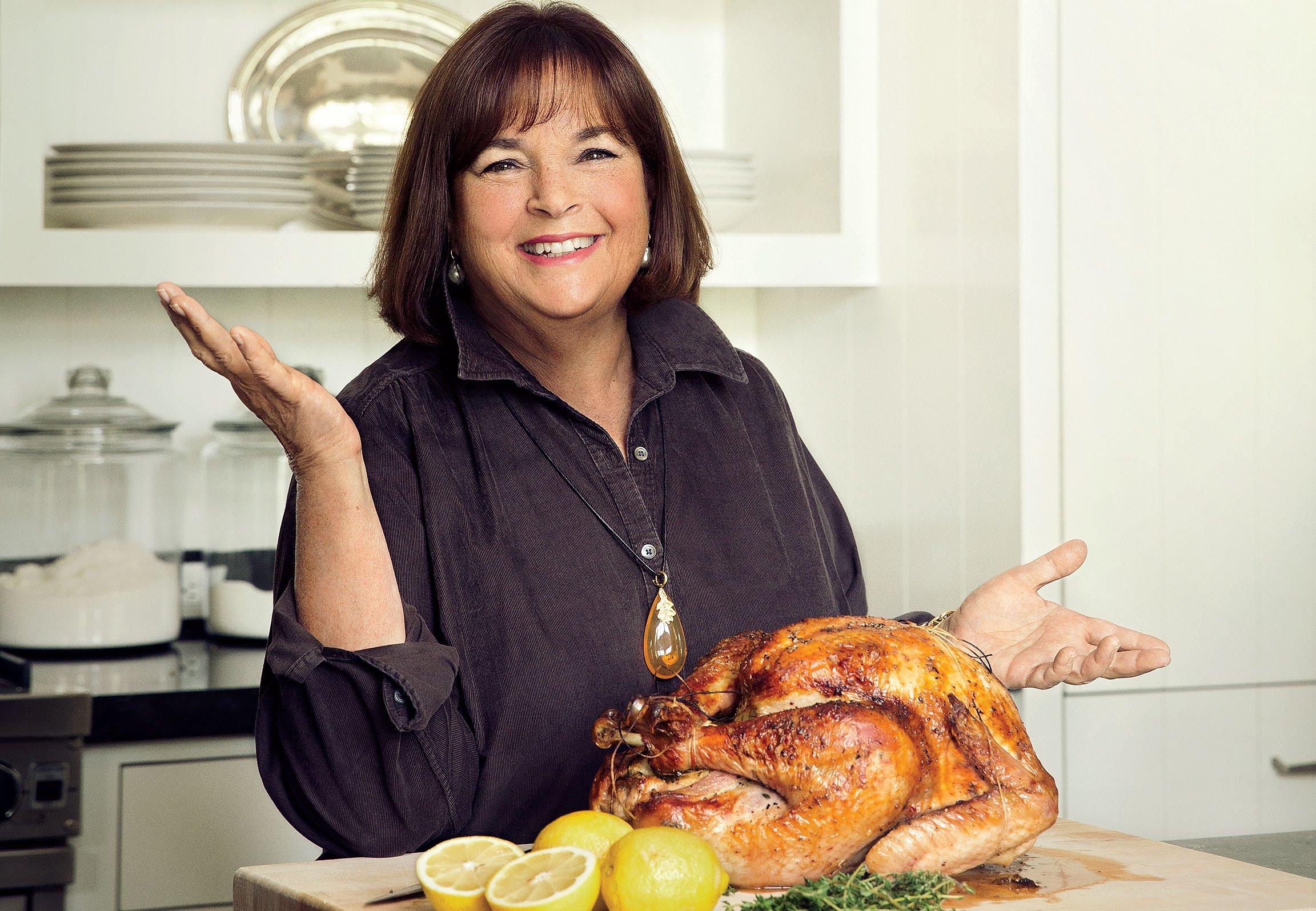 Ina Garten Make Ahead Thanksgiving  Have A Make Ahead Thanksgiving With Barefoot Contessa Ina