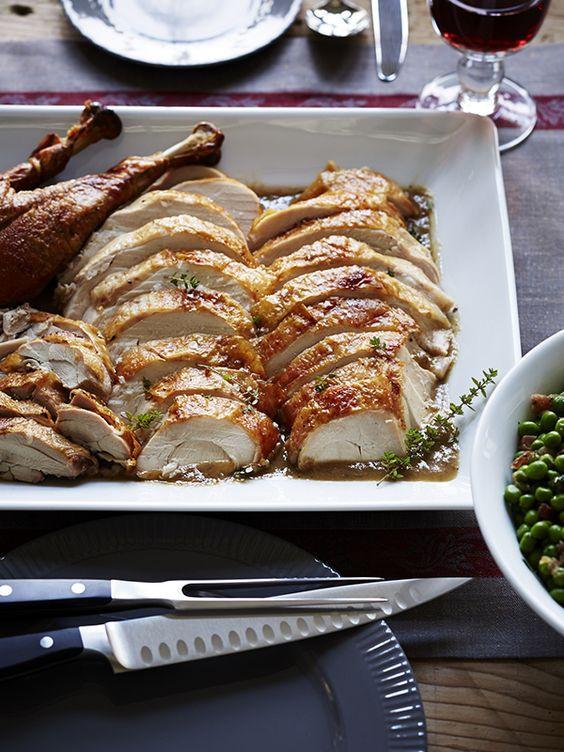 Ina Garten Make Ahead Thanksgiving  Roasts Ina garten and Garten on Pinterest