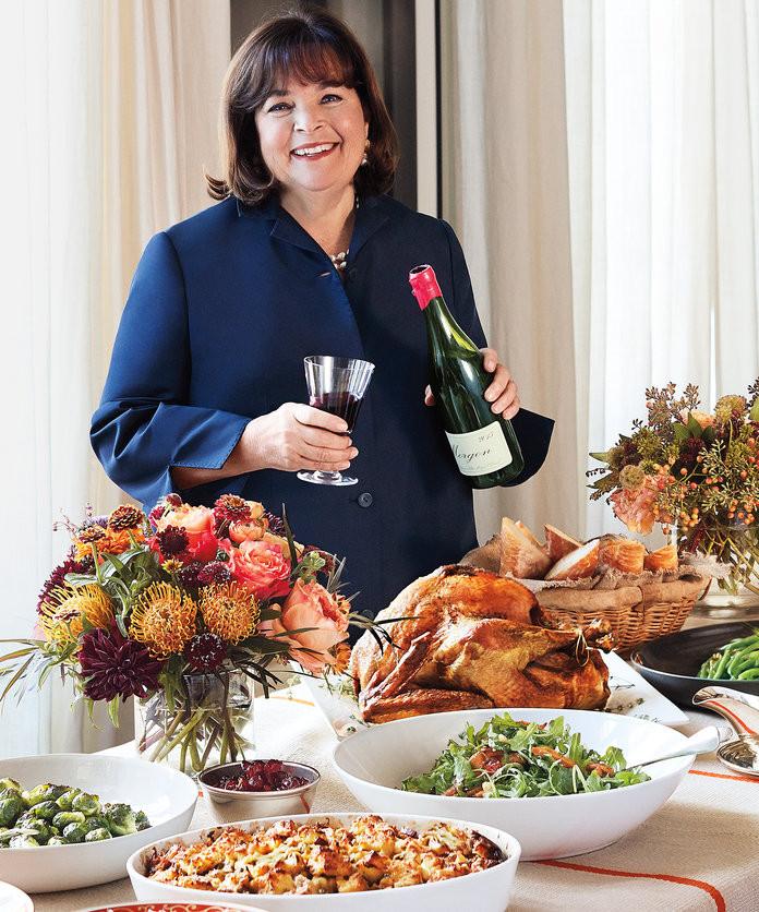 Ina Garten Thanksgiving Gravy Recipe  Ina Garten s Favorite Thanksgiving Recipes