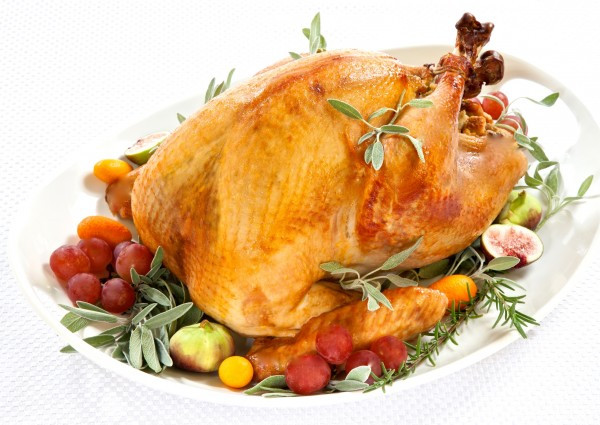 Ina Garten Thanksgiving Turkey  The Barefoot Contessa s Recipe for Perfect Roast Turkey