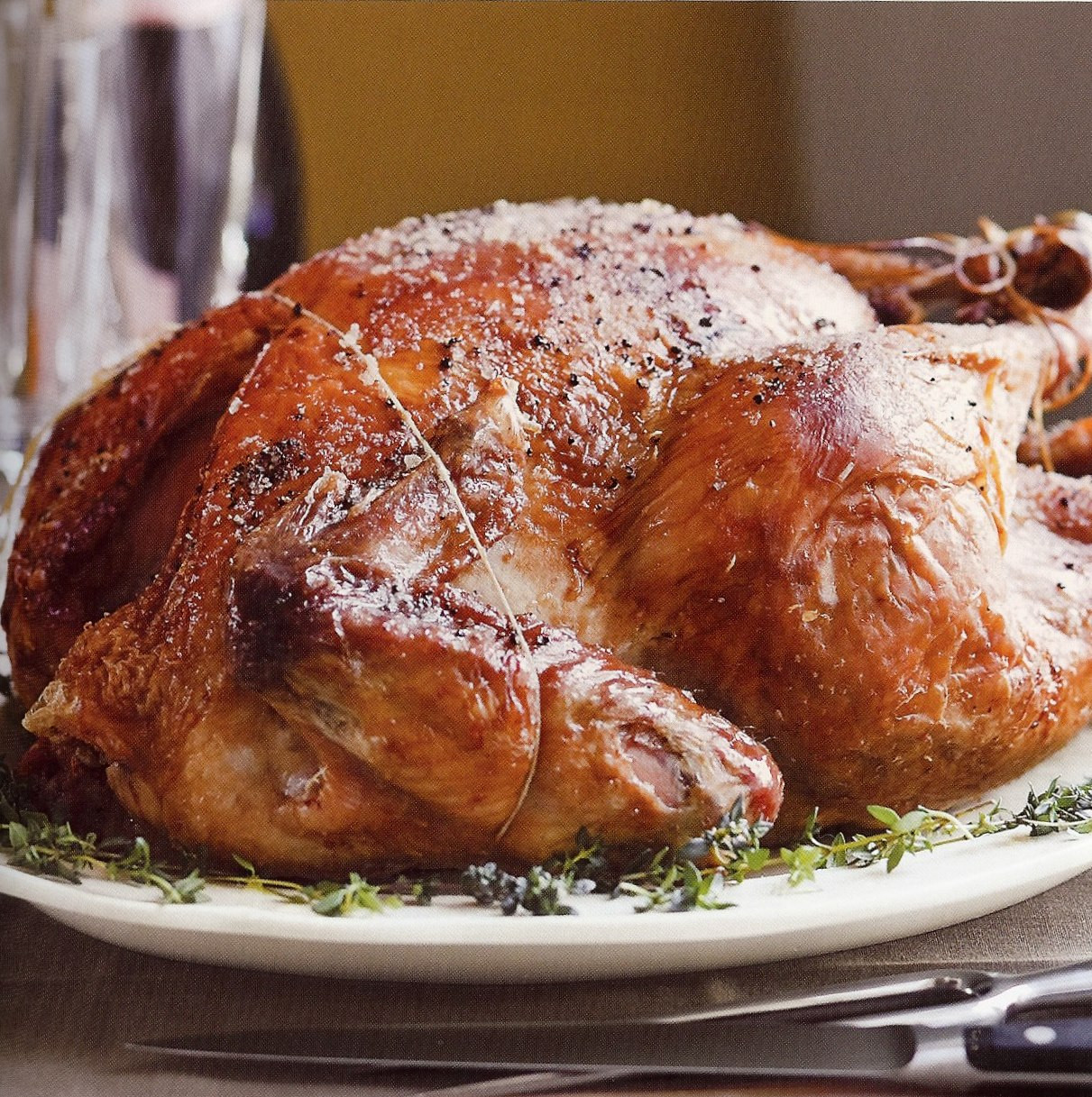 Ina Garten Thanksgiving Turkey  Circa Ina Garten s new cookbook just in time for