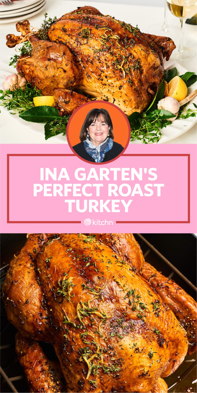 Ina Garten Thanksgiving Turkey  I Tried Ina Garten s Perfect Roast Turkey And Brine