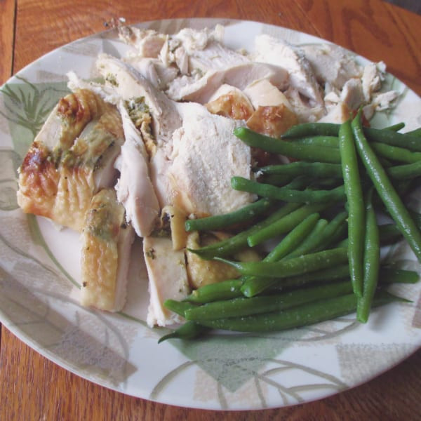 Ina Garten Thanksgiving Turkey  Ina Garten s Herb Roasted Turkey Breast Eat Like No e Else