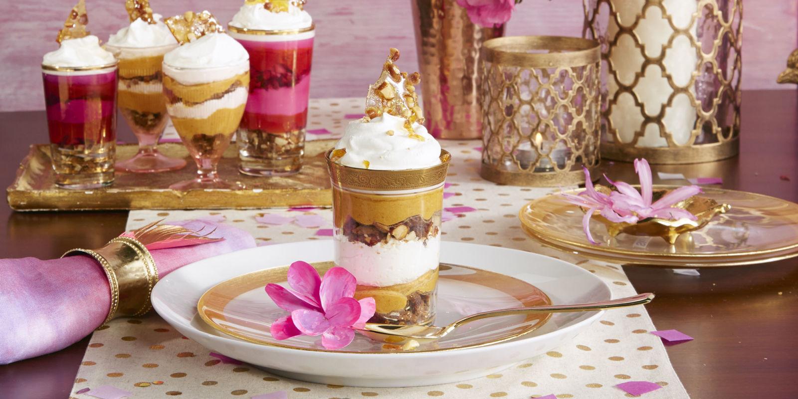 Individual Thanksgiving Desserts  12 No Bake Thanksgiving Desserts Holiday Desserts That