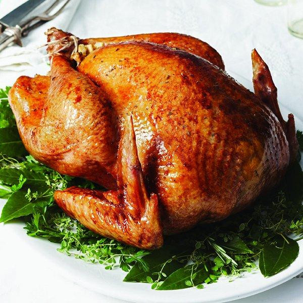 Ingredients For Thanksgiving Turkey  The best turkey ever recipe Chatelaine