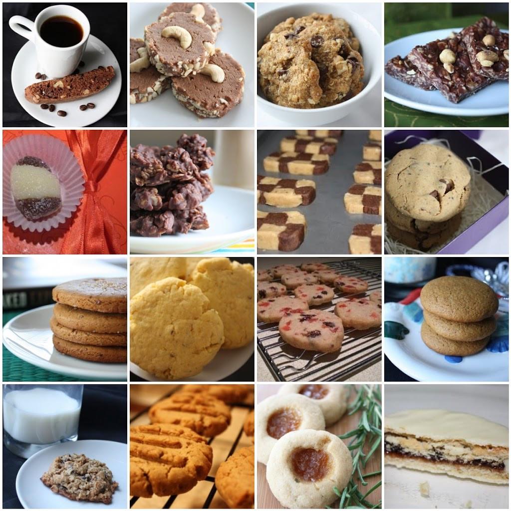 International Christmas Cookies  International Holiday Cookie Recipe Exchange