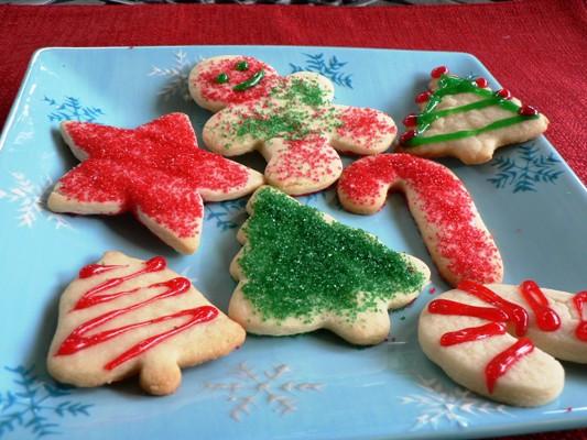International Christmas Cookies  Free Int'l student scholar dinner on Friday & Int'l Women