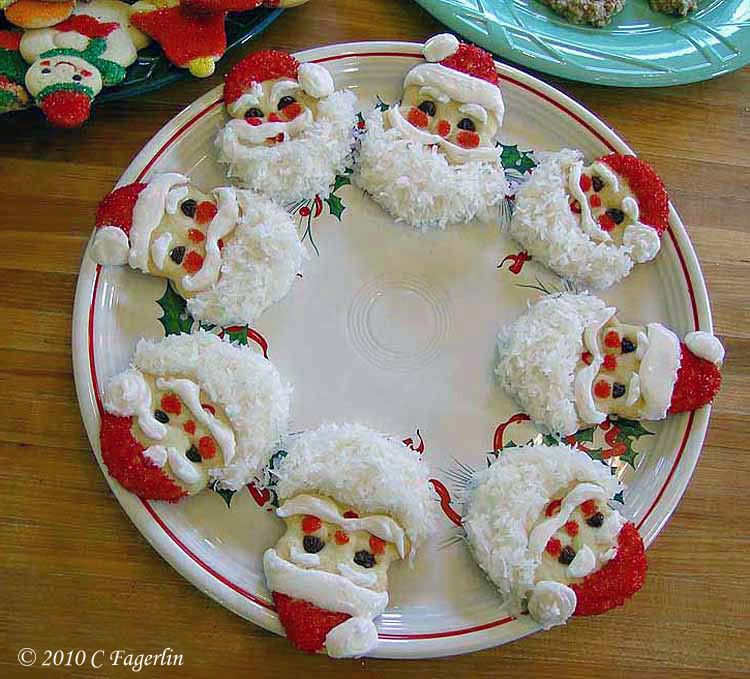 International Christmas Cookies  The Little Round Table International Christmas Cookie Party