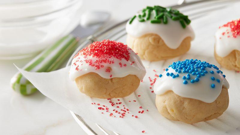 Italian Christmas Cookies Recipe  Italian Christmas Cookies Recipe BettyCrocker