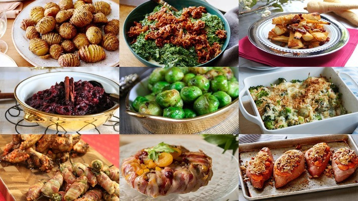 Italian Christmas Side Dishes  80 Christmas Side Dishes Recipes