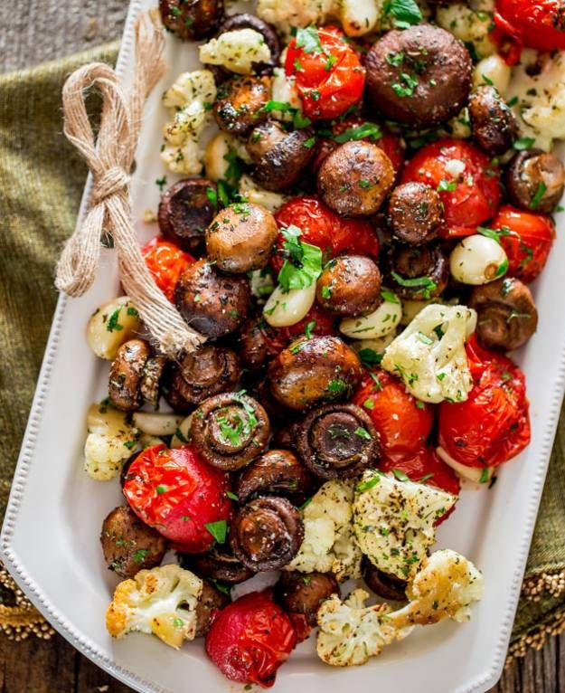 Italian Christmas Side Dishes  25 best ideas about Christmas Dinner Menu on Pinterest