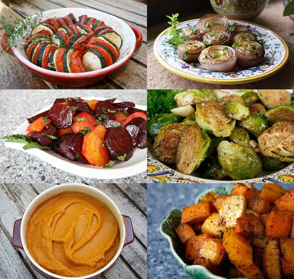 Italian Christmas Side Dishes  25 best An Italian Thanksgiving images on Pinterest