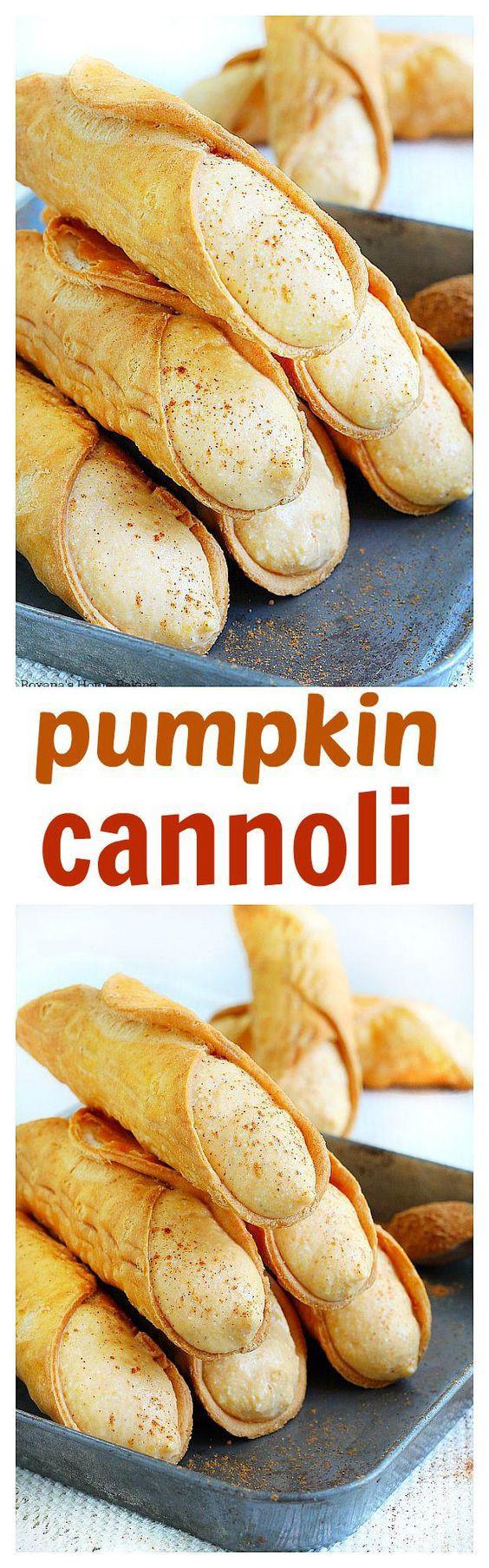Italian Thanksgiving Desserts  Cannoli Classic italian and Italian desserts on Pinterest