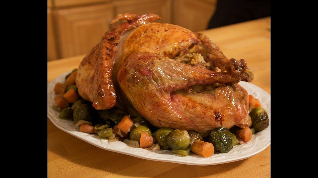 Italian Thanksgiving Desserts  Italian Thanksgiving Turkey Recipe Rossella s Cooking