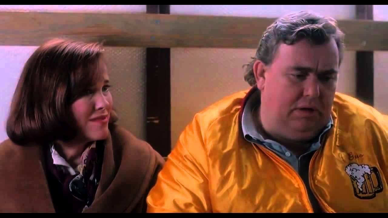 "John Candy Christmas Movie  John Candy scene in ""Home Alone"""