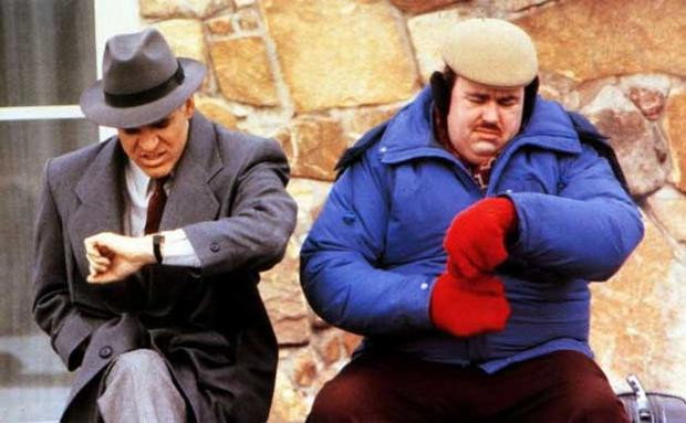 """John Candy Christmas Movie  """"Planes Trains and Automobiles"""" Holiday movie binge"""