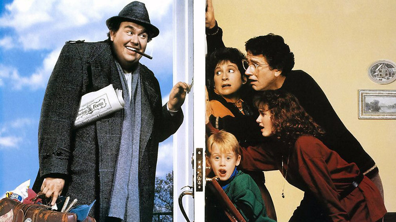 John Candy Christmas Movie  Friday Uncle Buck
