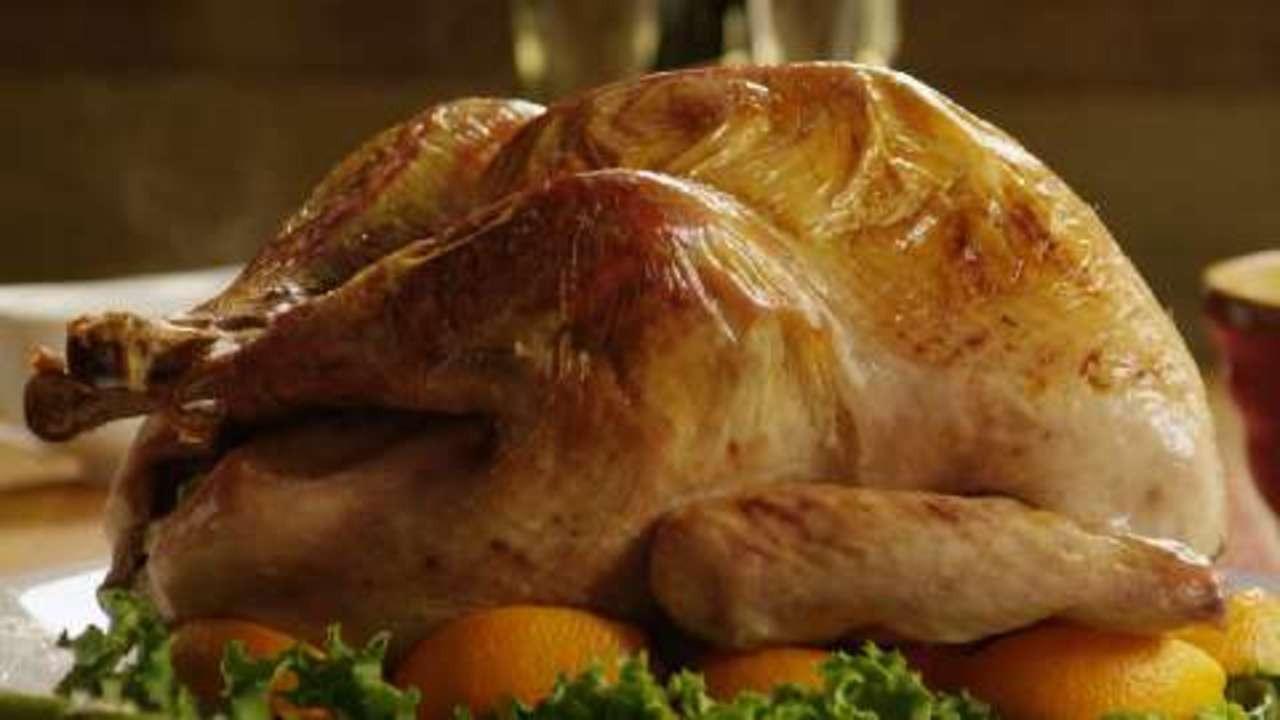 Juicy Thanksgiving Turkey Recipe  Juicy Thanksgiving Turkey Video Allrecipes