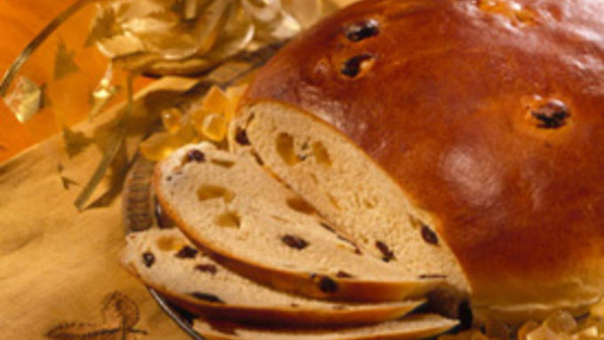Julekake Norwegian Christmas Bread Recipe  Julekake recipe from Tablespoon